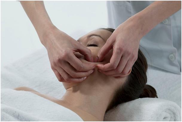 bindweefsel huidverbeterendemassage